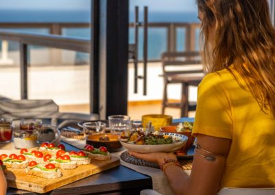 108 Yoga • Waves • Experience - The Breakfast